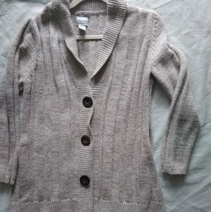 Chico's cardigan sweater, size 1 , Chico's size